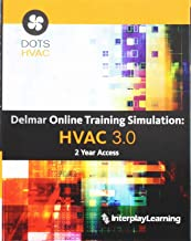 Delmar Online Training Simulation: HVAC 3.0, 4 terms (24 months) Printed Access Card