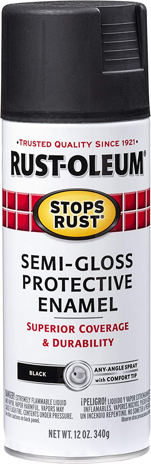 Rust-Oleum 7798830 Stops Rust Spray Semi Gloss 12-Ounce Paint Ranking TOP1 Al sold out.