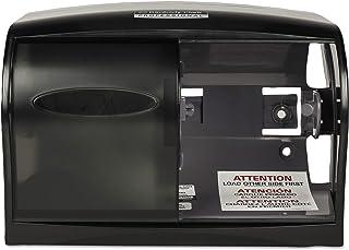 "Kimberly-Clark Professional 09604 Essential Coreless SRB Dispensador de papel, Negro, 11.0"" x 7.63"" x 6.0"""