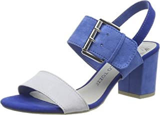 a2907c08bf MARCO TOZZI Women's 2-2-28323-22 Closed Toe Sandals