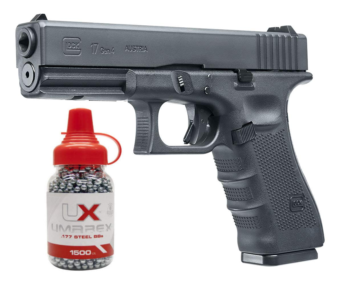 Hsa Umarex Glock Blowback Pistol