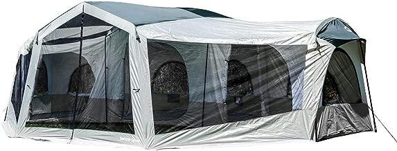 Tahoe Gear Carson 3-Season 14 Person Large Family Cabin Tent