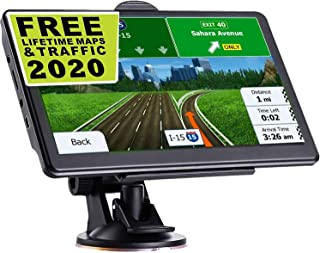 $69 » Sponsored Ad - GPS Navigation for Car,Latest 2021 Map 7inch Touch Screen Car GPS 256MB-8GB, Voice Turn Direction Guidance,...