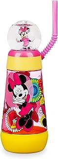 Disney Minnie Mouse Snowglobe Tumbler with Straw
