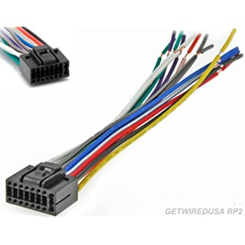 [QMVU_8575]  Amazon.com: GETWIREDUSA 16-PIN CAR AUDIO WIRE HARNESS, STEREO POWER PLUG,  RADIO BACK CLIP for SSL SoundStorm. RP2: Car Electronics | Car Audio Wiring Harness |  | Amazon.com