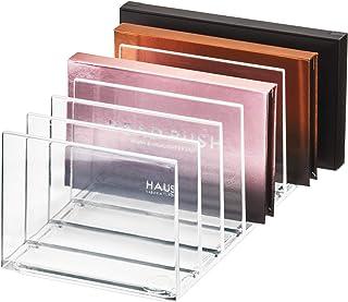 iDesign 95312EU Makeup Organizer, boîte 7 Compartiments pour Palette Collection Exclusive Sarah Tanno, Rangement Maquillag...