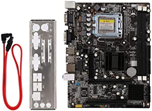 Desktop Computer Motherboard for Intel 945GC+ICH Chipset DDR2 667/800MHz 775 Series,..
