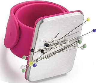 Magnetische polsband, 1 STKS Magnetische Siliconen Polsband, Magnetische Pin Armband, Magnetische Naaien Pinkussen, Vierka...