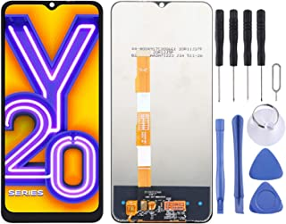FunAdd LCD Display Replacement Parts LCD Screen and Digitizer Full Assembly Compatible for Vivo Y20 / Y20i / Y30 V2029 V20...