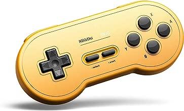 8Bitdo Sn30 Bluetooth Gamepad for Nintendo Switch,Windows,macos,Android,Raspberry Pi (GP Yellow Edition)