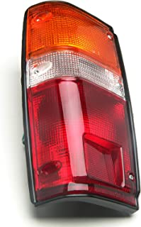 TYC 11-1348-00 TAIL LAMP ASSEMBLY with Harness and Bulb L 84-88 Pickup 4Runner Driver Side