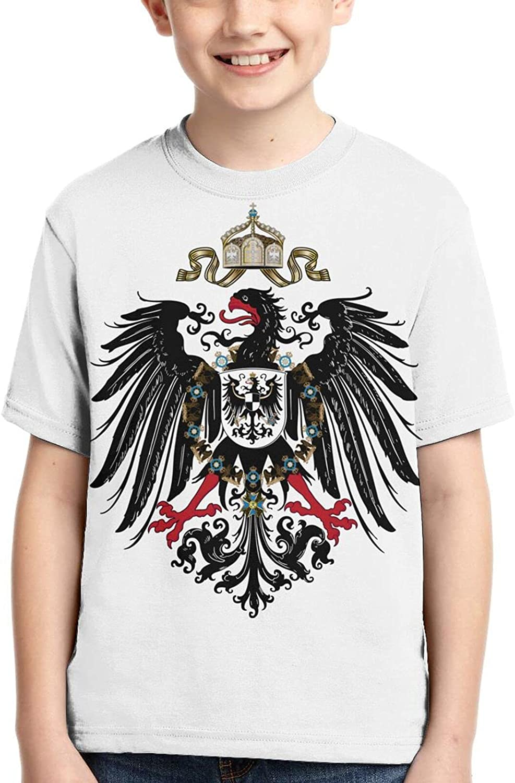 HENANJINZHICHENGJIAN Germany Max 81% OFF Coats of Arms Girls Boys 3D Sport S Ranking TOP12