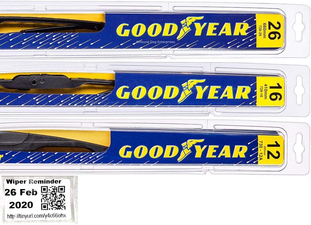 Los Angeles Mall Windshield Wiper Blade Set Kit Year-end gift Bundle 2012-2015 for Dr 5 Mazda -