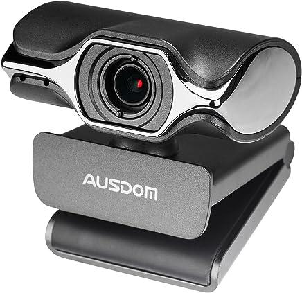 Camera Computer, AUSDOM ad alta Definizione 1080p HD USB Webcam Video Camera di Rete con Microfono per Skype Facetime Youtube Yahoo Messenger - Trova i prezzi più bassi
