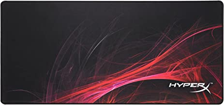 HyperX Fury S Speed Edition - Pro Gaming Mouse Pad, Cloth Surface Optimized for Speed, Stitched Anti-Fray Edges, X-Large 9...