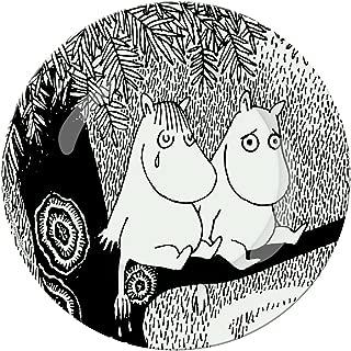 Petit Jour Paris Moomin Plate - Life Is Hard