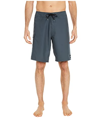 Billabong Platinum Solid Boardshorts (Dark Charcoal) Men