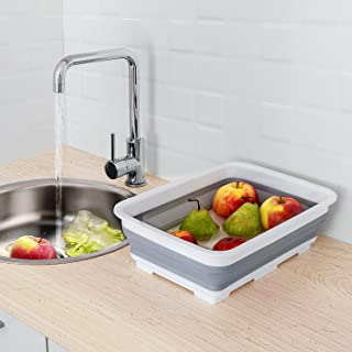 Wonder Worker FOLD collapsible washing up bowl foldable 14.6 X 10.8 X 4.7