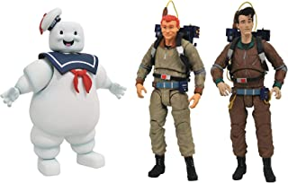 Ghostbusters Select Series 10: Peter, Ray, Stay-Puft Action Figure Assortment