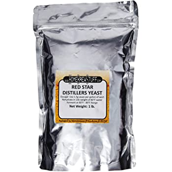 Red Star Dady Distillers Active Turbo Dry Yeast for Distilling Making Moonshine