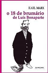 O 18 de brumário de Luís Bonaparte (Coleção Marx e Engels) eBook Kindle