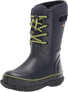 BOGS Kids' Arcata Lace Insulated Winter Waterproof Snow Boot