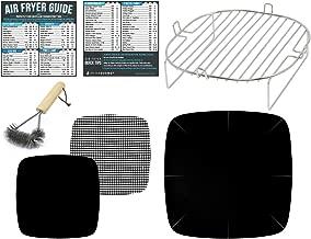 Best nuwave brio air fryer accessories 3qt Reviews