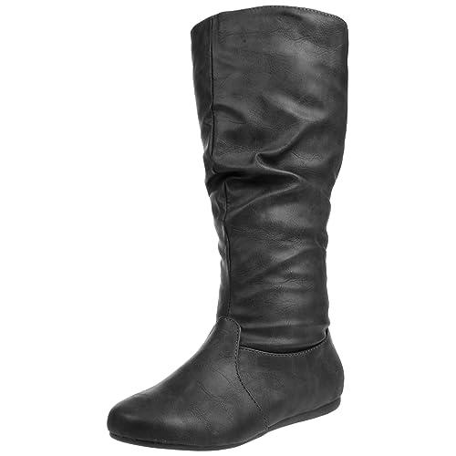 Dress boots for chubby calves