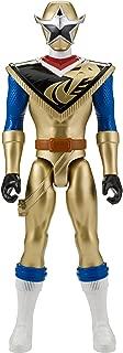 Power Rangers Super Ninja Steel 12-Inch Action Figure, Gold Ranger