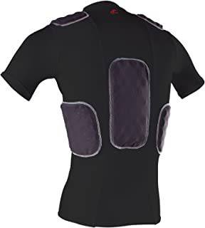 Cramer Lightning 5 Pad Youth Football Shirt with Integrated Rib