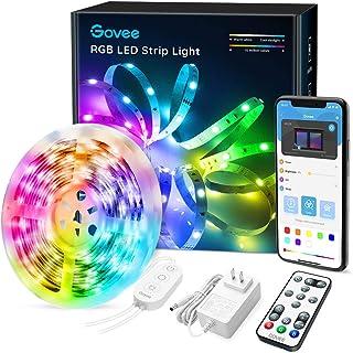 LED Strip Lights, Govee 16.4FT LED Color Changing Lights...