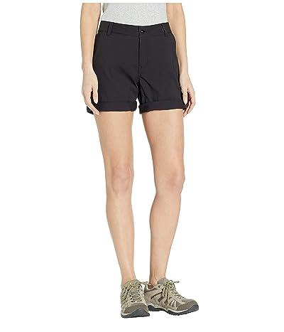 The North Face Wandur Shorts (TNF Black) Women