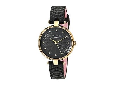 Kate Spade New York Annadale KSW1546 (Black) Watches