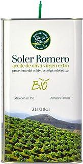 SolerRomero皇家莎萝茉特级初榨橄榄油3L(西班牙进口) - 保质期至2018年2月