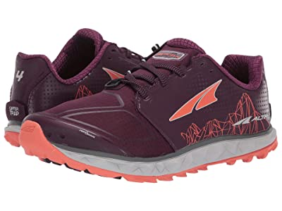 Altra Footwear Superior 4 (Plum) Women