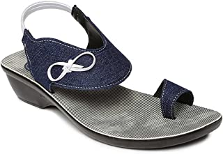 PARAGON SOLEA Women's Blue Sandals