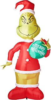 Best grinch inflatable lawn ornament Reviews