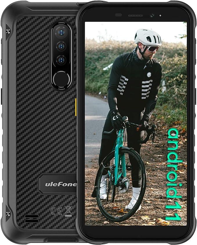 145 opinioni per Rugged Smartphone, Ulefone Armor X8i Cellulare Antiurto con Android 11, 5080mAh