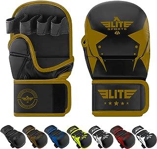 Elite Sports MMA Grappling Gloves