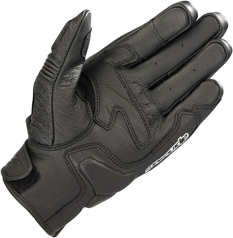 Alpinestars Motorradhandschuhe Copper Gloves Black White BLACK//WHITE S