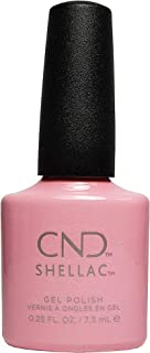 CND Shellac, Gel de manicura y pedicura (Tono Be Demure) - 7.3 ml.