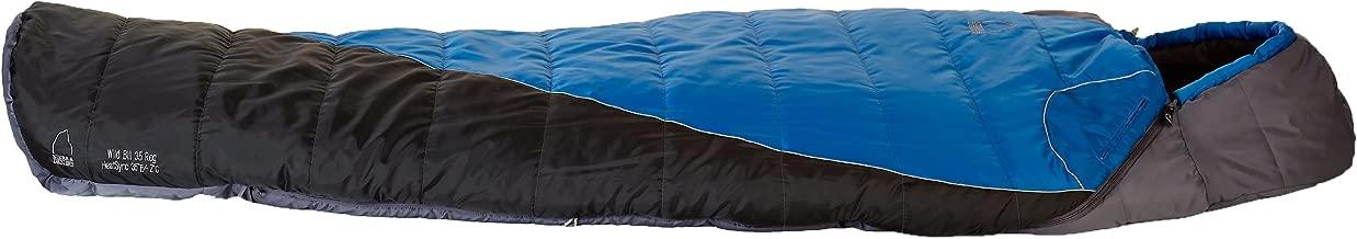 Sierra Designs Wild Bill 35-Degree Synthetic Fill Sleeping Bag
