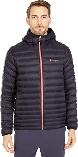 Fuego Down Hooded Jacket