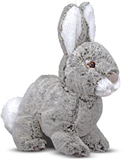 Melissa & Doug Brambles Bunny Rabbit Stuffed Animal