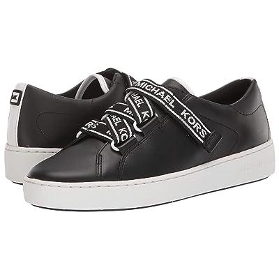 MICHAEL Michael Kors Casey Sneaker (Black/Optic White) Women