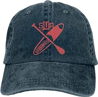 BallainB Unisex TCB Elvis Presley Plain Adjustable Snapback Hats Caps Navy