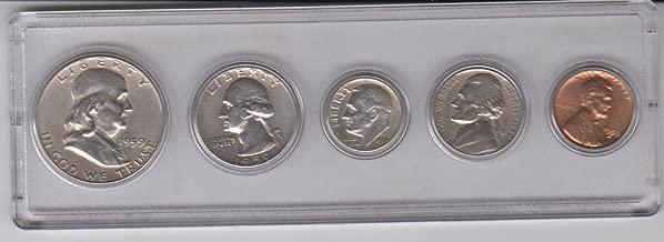 1959 silver dime