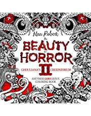 BEAUTY OF HORROR GOREGEOUS COLORING 02