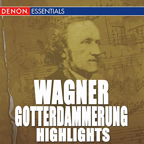 Götterdämmerung: Trauermarsch - Funeral March de Grosses ...