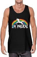 I'm Magical - Rainbow Unicorn Magic Men's Tank Top